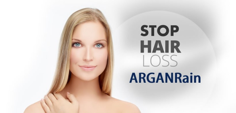ARGANRain Anti Hair Loss Shampoo 216