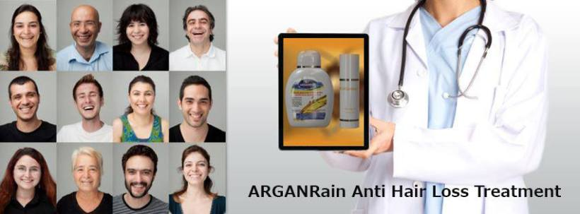 ARGANRain Anti Hair Loss Shampoo 232
