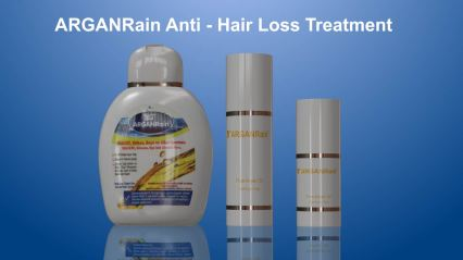 ARGANRain Anti Hair Loss Shampoo 42
