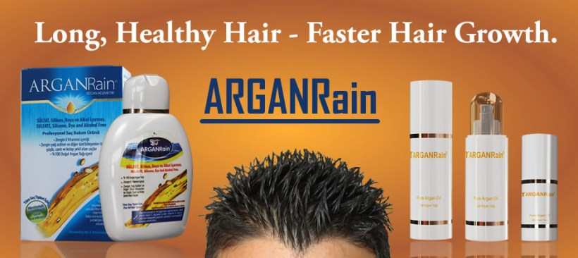 ARGANRain Anti Hair Loss Shampoo 236